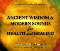 YUVAL RON - ANCIENT WISDOM & MODERN SOUNDS FOR HEALTH & HEALIN 11147797