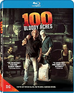 100 Bloody Acres (Blu-ray Disc) 11154256