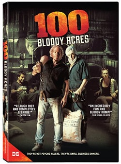 100 Bloody Acres (DVD) 11154257