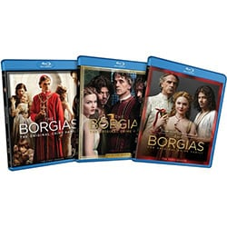 The Borgias: The Complete Series Pack (Blu-ray Disc) 11154819