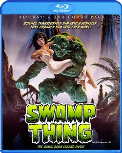Swamp Thing (Blu-ray/DVD) 11163022