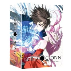 Guilty Crown: Complete Series: Part 1 (Limited Edition) (DVD) 11169082
