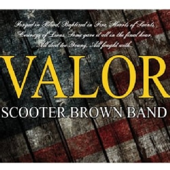 SCOOTER BAND BROWN - VALOR