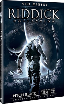 Riddick Collection (DVD) 11182555