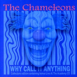 CHAMELEONS - WHY CALL IT ANYTHING: EXPANDED EDITION 11182605