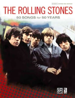 The Rolling Stones: 50 Songs for 50 Years (Hardcover) 11183087