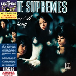 SUPREMES - I HEAR A SYMPHONY