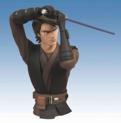 Star Wars Anakin Bust Bank (Toy)
