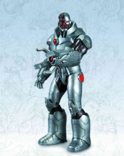 Justice League Cyborg Action Figure (Toy)
