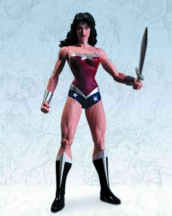 Justice League Wonder Woman Action Figure (Toy)