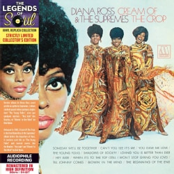 DIANA & THE SUPREMES ROSS - CREAM OF THE CROP