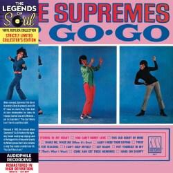 SUPREMES - SUPREMES A GO GO