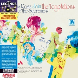 DIANA & THE SUPREMES ROSS - JOIN THE TEMPTATIONS
