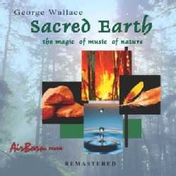 GEORGE WALLACE - SACRED EARTH (REMASTERED) 11222385