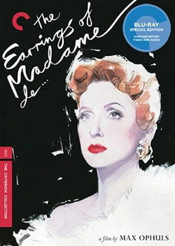 The Earrings Of Madame De (Blu-ray Disc) 11227566