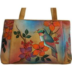 Women's ANNA by Anuschka Large Shopper Bird on Branch