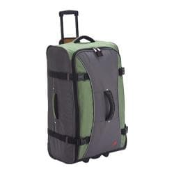 Athalon Hybrid Travelers Grass Green 29-inch Rolling Upright Suitcase