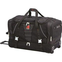 Athalon 29in Over/Under Wheeling Duffel Black