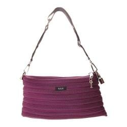 Women's BAM BAGS The Original Zippurse Handbag Plum