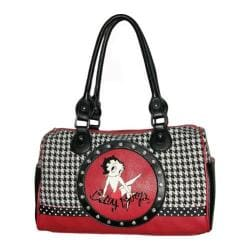 Women's Betty Boop Signature Product Betty Boop Bag BB1033 Black