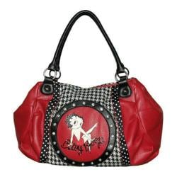 Women's Betty Boop Signature Product Betty Boop Bag BB1034 Black