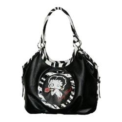 Women's Betty Boop Signature Product Betty Boop Bag BQ1011 Black