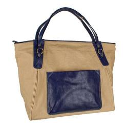 Women's Boulevard Sunday Bag Tote Navy