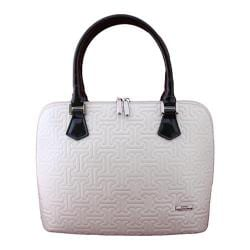 Women's Bravo Reora White Mother of Pearl Jigsaw