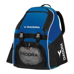 Diadora Squadra JR Backpack - Royal/Black 11230596