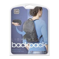 Go Travel Packaway Pack (Set of 2) Black