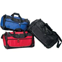 Goodhope The Monsoon Red Sports Duffle Bag