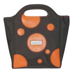 Hadaki by Kalencom Orange Insulated Lunch Pod