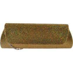 Women's J. Furmani 27217 Glitter Evening Bag Gold