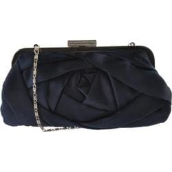 Women's J. Furmani 50330 Elegant Evening Bag Navy