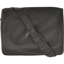 John Cole Collections Sam Night Messenger Bag