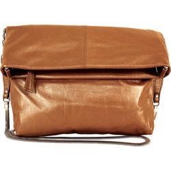 Women's Latico Irene Cross Body 7800 Metallic Copper Leather