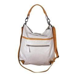 Women's Latico Rosie 8587 Metallic White/Gold Leather