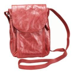 Women's Latico Selma Cross Body 7990 Rose Leather