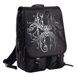Women's Laurex 17in Laptop Backpack Shadow Boom