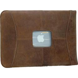 MacCase 13in Premium Leather MacBook/Air Sleeve Vintage