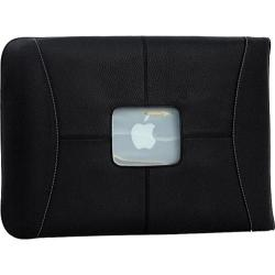 MacCase 15in Premium Leather MacBook Pro Sleeve Black