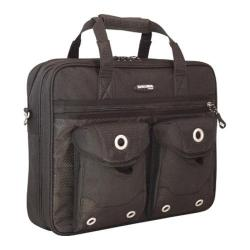 Mobile Edge The Edge Briefcase- 15.4inPC/17inMac Black