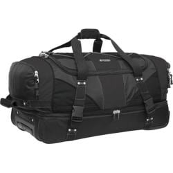Outdoor Products LaGuardia Rolling Travel Bag Black