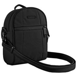 Pacsafe MetroSafe 100 Hip and Shoulder Bag Black