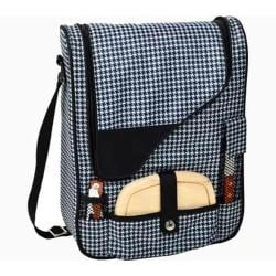Picnic at Ascot Houndstooth Pinot Wine and Cheese Cooler Houndstooth