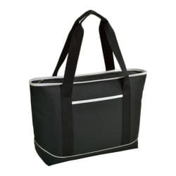 Picnic at Ascot Large Insulated Tote Black/White