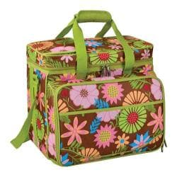 Picnic at Ascot Picnic Cooler for Four Floral