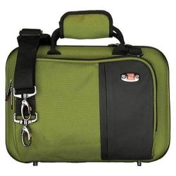 Protec Slimline Clarinet PRO PAC Case Green Tea