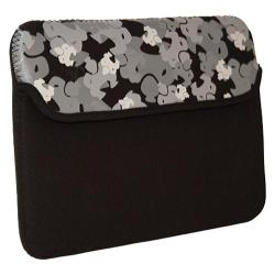 Sumo Camo iPad Sleeve Black