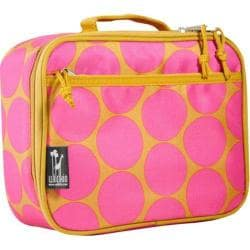 Wildkin Lunch Box Big Dots Hot Pink